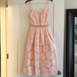Nicholas spring dress! 🌼